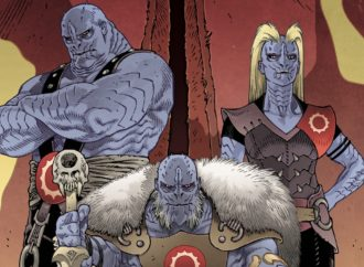 Sword of Ages #4: Blood, Sweat, and Tears