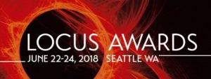 Locus Awards 2018 Banner