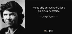Image copyright AZ Quotes, Quote said by Margaret Mead