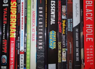 Look Harder: Choosing Comics for the Classroom