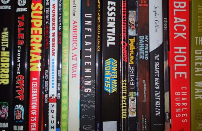 Look Harder: Choosing Comics for the Classroom