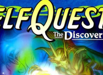 Everybody in Comics Knew Girls Loved ElfQuest