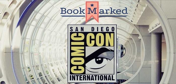 SDCC 2018/Bookmarked Logo