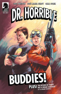 Cover for Dr. Horrible: Best Friends Forever #1
