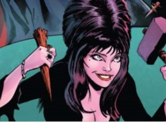 Halloween Comes Early in Elvira: Mistress of the Dark #1