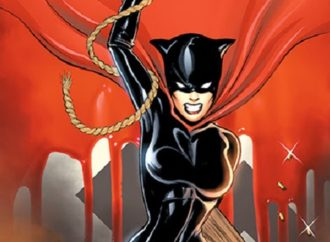 Cover Girl: Miss Fury #1