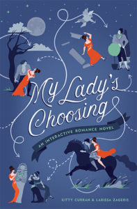 My Lady's Choosing cover via Quirk Books