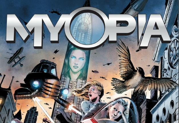 Myopia: The Rise of the Domes Has Trouble Realizing Its Vision