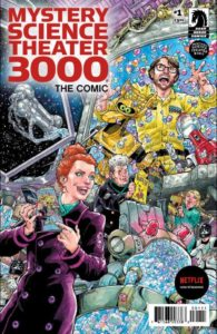 Mystery Science Theatre 3000: The Comic (MST3K) (Dark Horse, 2018)