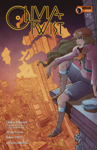 Cover for Olivia Twist #1