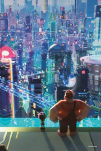 Cover for Wreck-It Ralph: Ralph Breaks the Internet #1