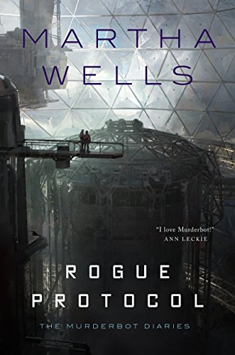 Rogue Protocol: Murderbot Meets a Beloved Bot - WWAC