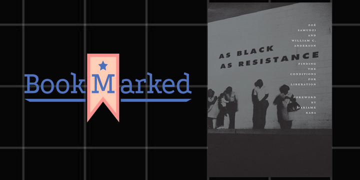 As Black As Resistance Featured Image design