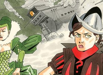 The League of Extraordinary Gentlemen: The Tempest Is a Stormy Finale