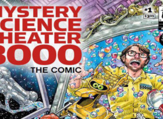 MST3K Steps into Comics