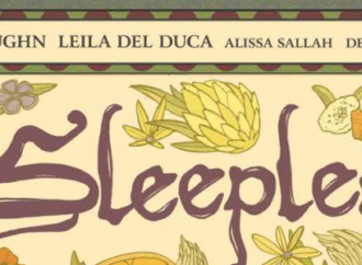 Sleepless Volume 1: Fantasy, Romance, and Courtly Intrigue