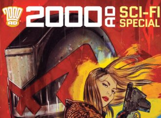 Is 2000 AD Sci-Fi Special More Than a Gimmick?