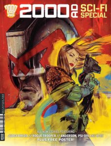 2000AD Sci-Fi Special