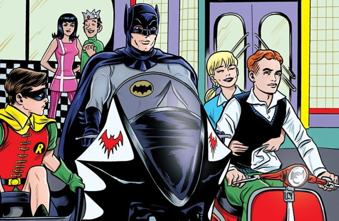 Archie Meets Batman '66 #2: Villainy is Afoot