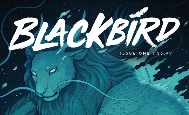 Blackbird #1 Features Family and Magic in An Exquisite World