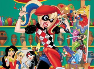 Out of the Bottle with the Latest DC Super Hero Girls