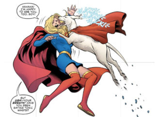 Where She Fits: Talking Supergirl with Marc Andreyko