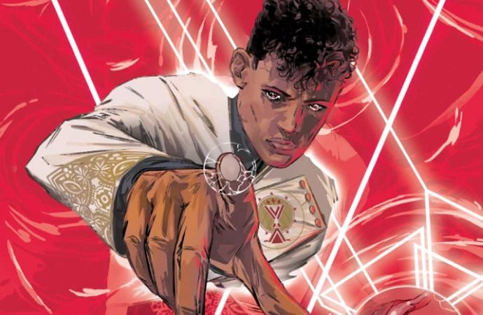 V.E. Schwab Talks Crossing Into Comics With Shades of Magic: The Steel Prince