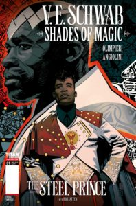 Shades of Magic: The Steel Prince #1 (Titan Comics, October 2018)