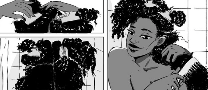 Wash Day Teaches Black Women How To Care For Their Natural Hair