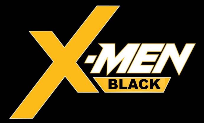 X-Men Black logo (Marvel Comics)