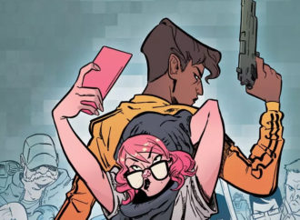 Crowded #1 Fully Embraces Our Millennial Chaos
