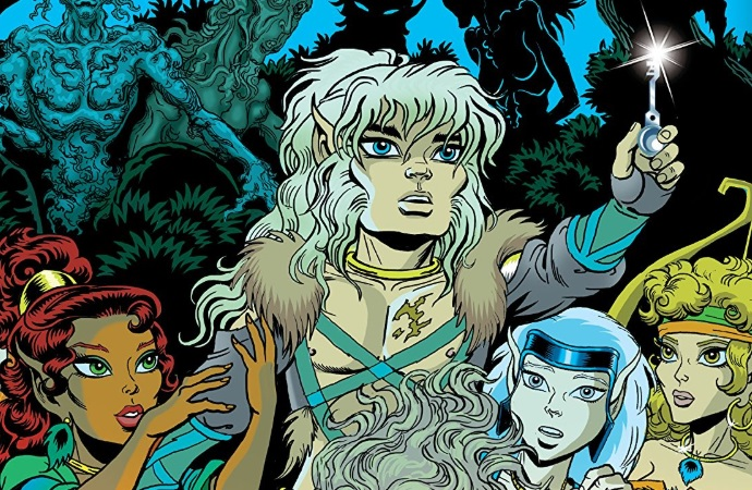 Completing the Quest: An Interview with Elfquest's Wendy and Richard Pini