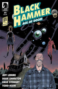 Black Hammer Age of Doom (Dark Horse Comics, 2018)