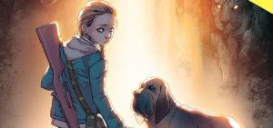 Animosity Volume 1. Written by Marguerite Bennett. Published by Aftershock Comics. March 1, 2017