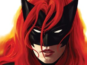 Batwoman Rebirth #1. Written by Marguerite Bennett. Published by DC Comics. February 15, 2017.