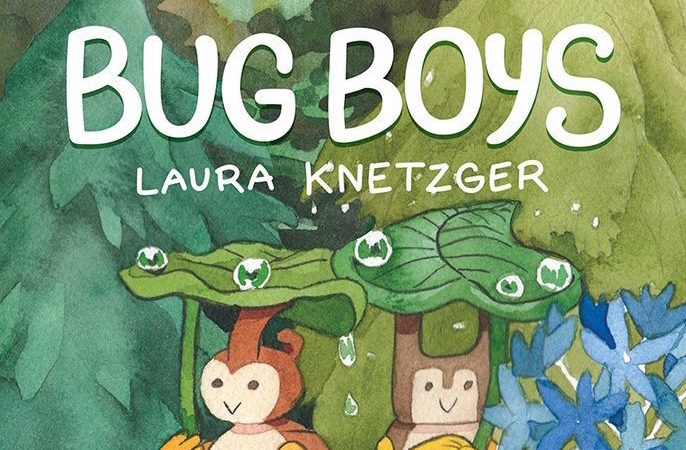 My Ideal Librarian: A Review of Bug Boys
