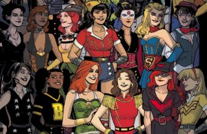 DC Bombshells #11. Written by Marguerite Bennett. Published by DC Comics. November 3, 2017