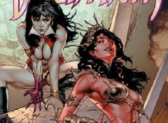 Vampirella/Dejah Thoris #1: Science and Friendship is Magic