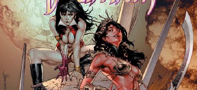 Dejah Thoris & Vampirella #1 (Dynamite Comics, September 2018)