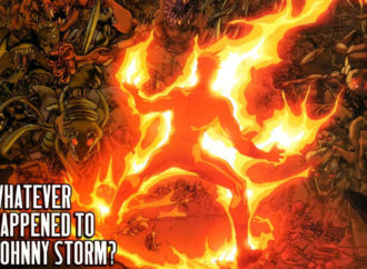 Justice 4 Johnny Storm