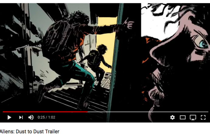 Comic Book Trailers and Their Creation: A Chat with Dark Horse Comics