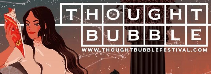 Con Diary: Thought Bubble 2018