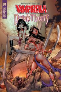Dejah Thoris & Vampirella #1 (Dynamite Comics, September 2018)