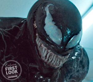 Venom - Entertainment Weekly exclusive