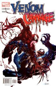 Venom vs. Carnage 2 #1