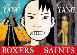 Cookies & Christ in Gene Luen Yang's Boxers & Saints
