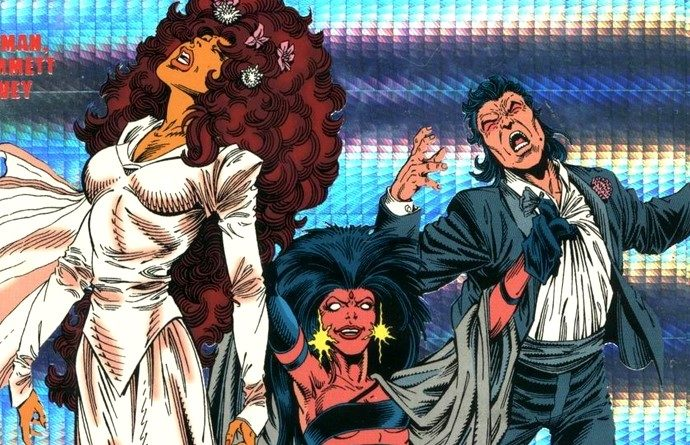 The Wedding Issue: Starfire and Nightwing