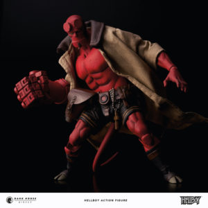 Hellboy collectible from Dark Horse Direct