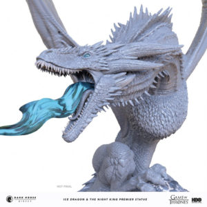 Game of Thrones Dragon from Dark Horse Direct