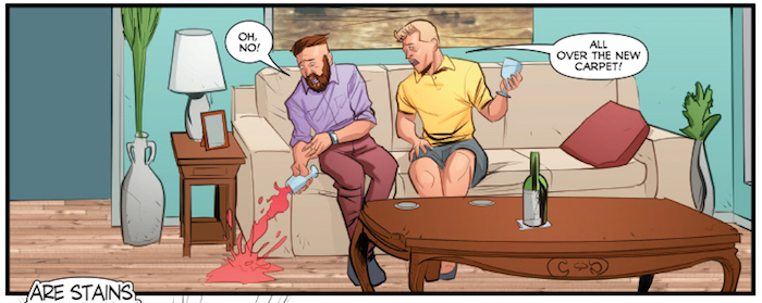Quantum + Woody #11 Andrew Dalhouse, Joe Eisma (artists), Eliot Rahal (scripter), Dave Sharpe (letters)